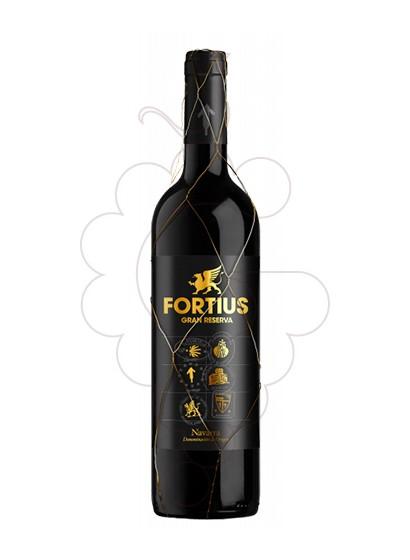 Foto Fortius Gran Reserva vino tinto