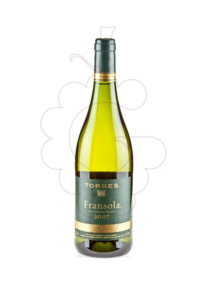 Foto Fransola vino blanco