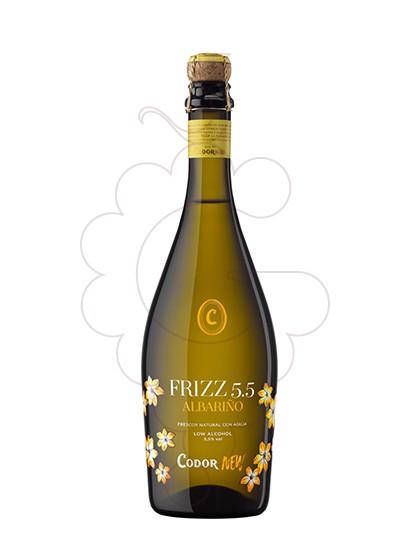 Foto Frizz Albariño vino blanco