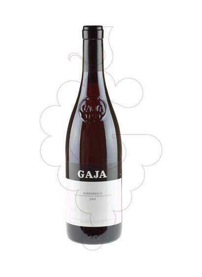 Foto Gaja Barbaresco  vino tinto