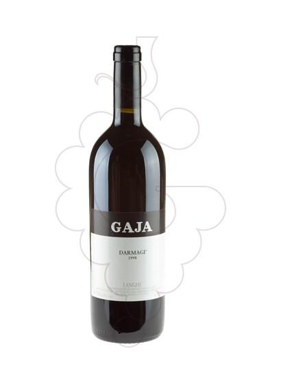 Foto Gaja Darmagi vino tinto