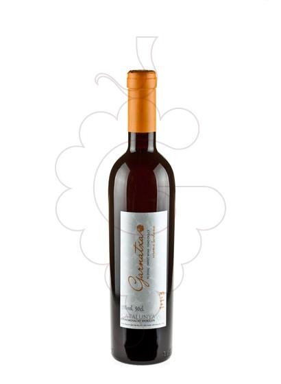 Foto Garnatxa 1 + 1 = 3 vino generoso