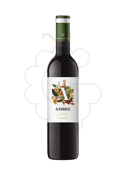 Foto Garnatxa d'Emporda Ambre Garriguella vino generoso