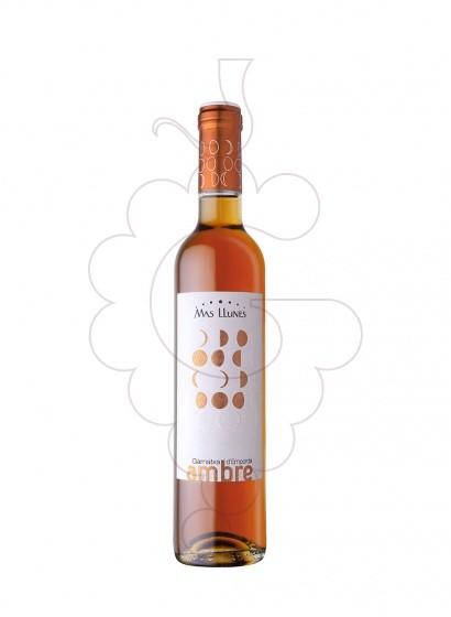 Foto Garnatxa Mas Llunes Ambre vino generoso