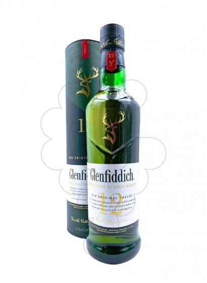 Foto Whisky Glenfiddich 12 Años