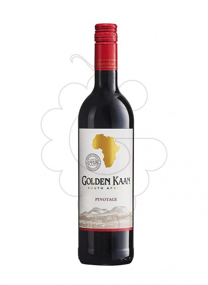 Foto Golden Kaan Pinotage (Sud Africa) vino tinto