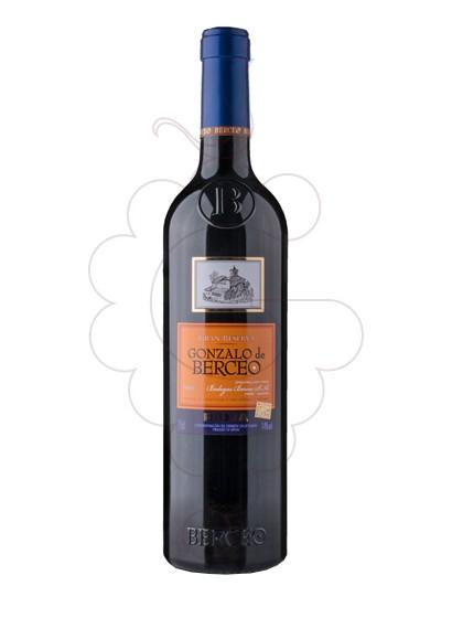 Foto Gonzalo de Berceo Gran Reserva vino tinto