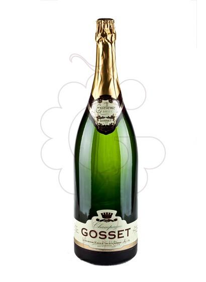 Foto Gosset Excellence Jeroboam vino espumoso