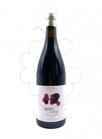 Foto Gotes del Priorat vino tinto