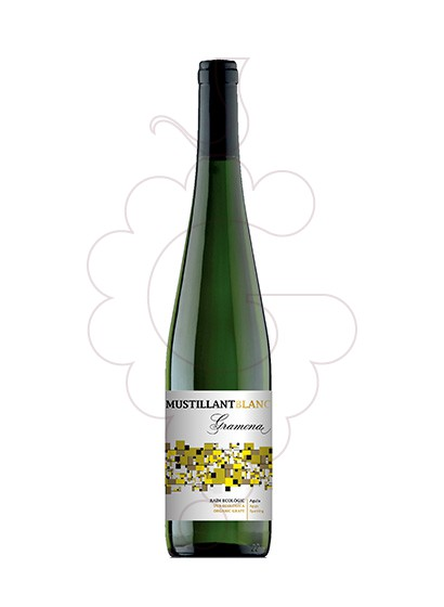 Foto Gramona Mustillant Brut Vi d'Agulla Blanc vino espumoso