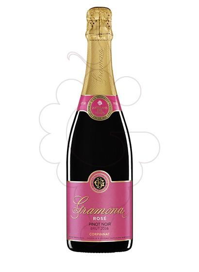 Foto Gramona Rose Brut vino espumoso
