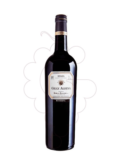 Foto Gran Albina Reserva vino tinto