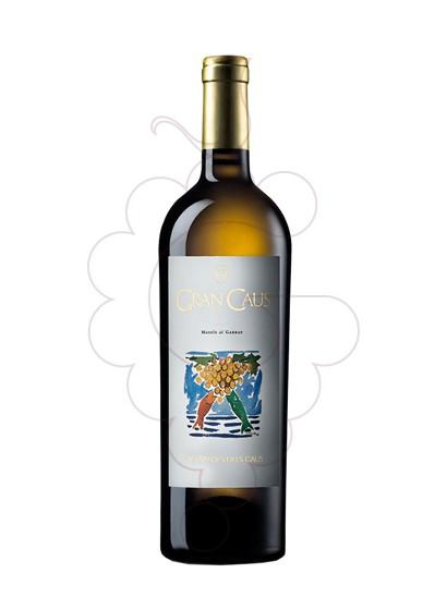 Foto Gran Caus Blanc vino blanco
