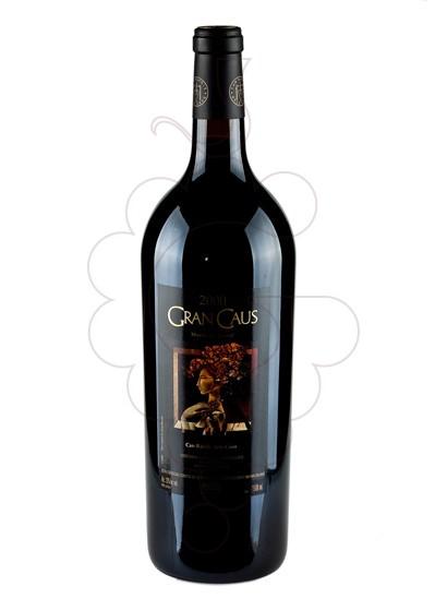 Foto Gran Caus Negre Magnum vino tinto
