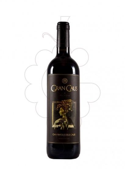 Foto Gran Caus Negre vino tinto