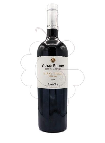 Foto Gran Feudo Reserva Viñas Viejas vino tinto