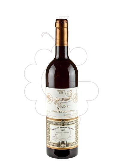 Foto Gran Recosind Cabernet-Merlot Reserva vino tinto