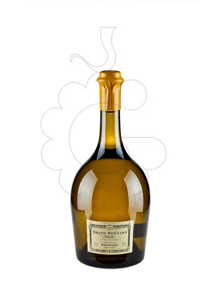 Foto Grand Régnard Chablis vino blanco