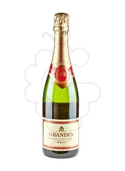 Foto Grandin Brut vino espumoso