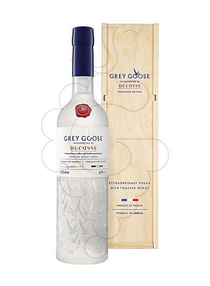 Foto Vodka Grey Goose Ducasse