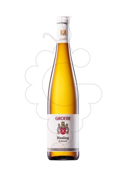 Foto Groebe Riesling Kabinett vino blanco