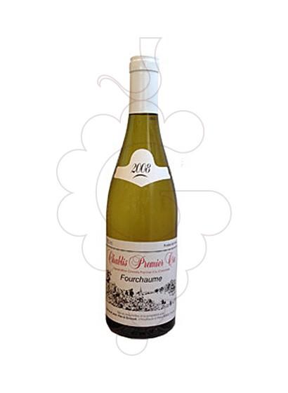 Foto Grossot Chablis Fourchaume  vino blanco