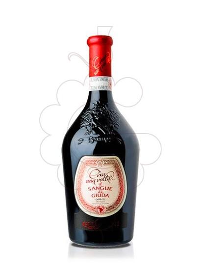 Foto Guarini Sangue di Giuda vino tinto