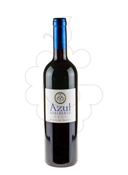 Foto Guelbenzu Azul vino tinto
