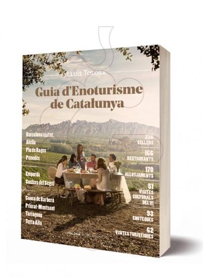Foto Librería Guia de Turismo del Vino del Empordà (ed. española)
