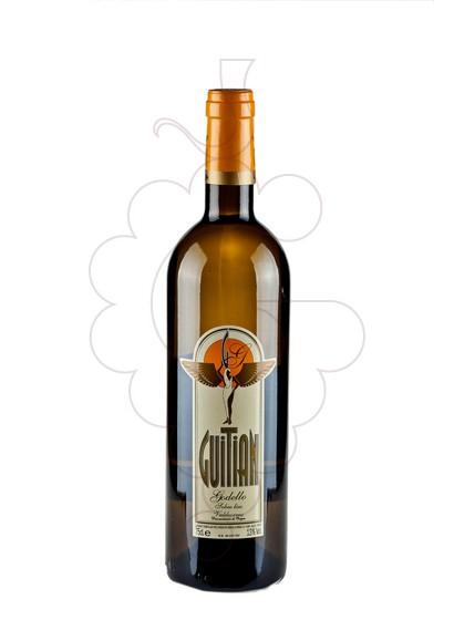 Foto Guitian Sobre Lias vino blanco