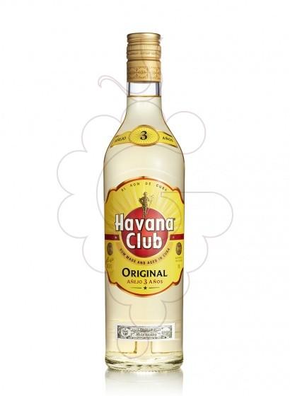 Foto Ron Havana Club 3 Años