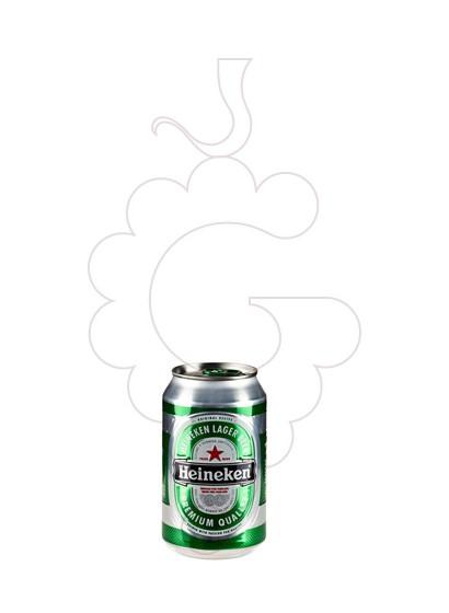 Foto Cerveza Heineken Holandesa llauna