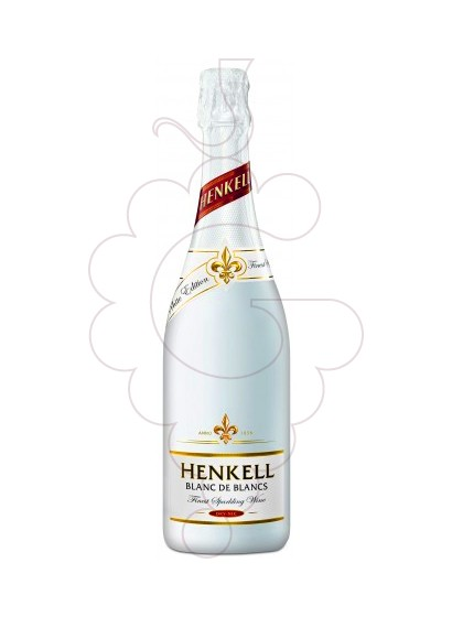 Foto Henkell Sekt Blanc de Blancs vino espumoso