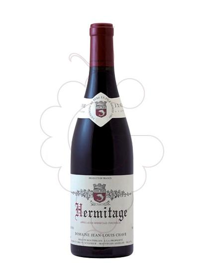 Foto J.L.Chave Hermitage Tinto vino tinto