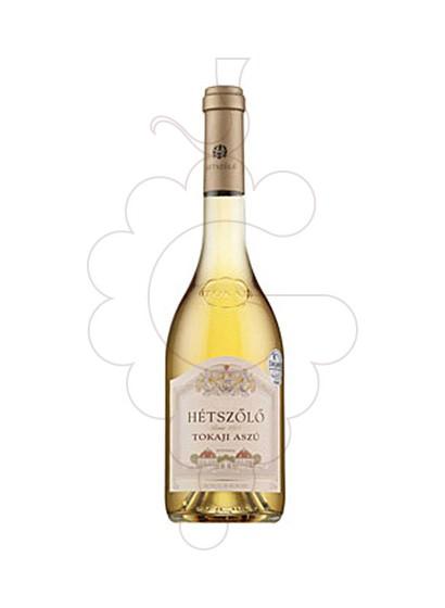 Foto Hetszolo Tokaji 6 Puttonyos vino generoso