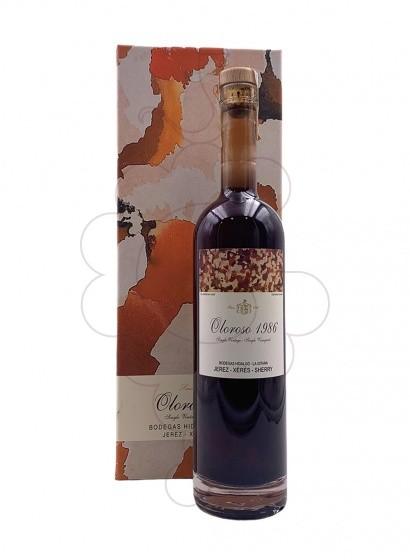 Foto Hidalgo Oloroso 1986 vino generoso