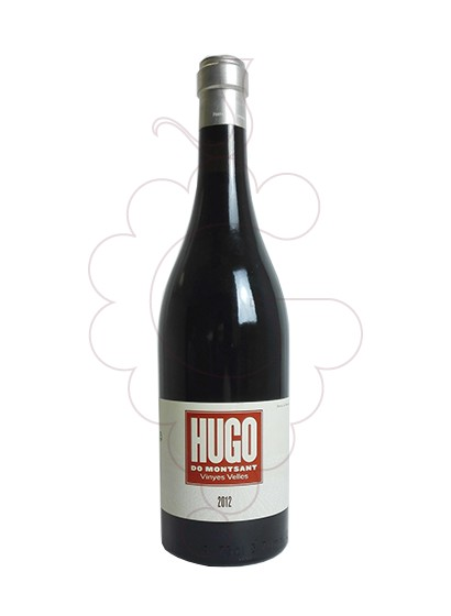 Foto Hugo Vinyes Velles vino tinto