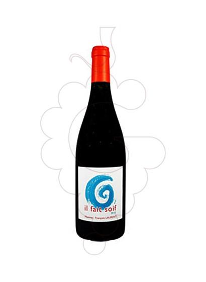 Foto Il Fait Soif vino tinto