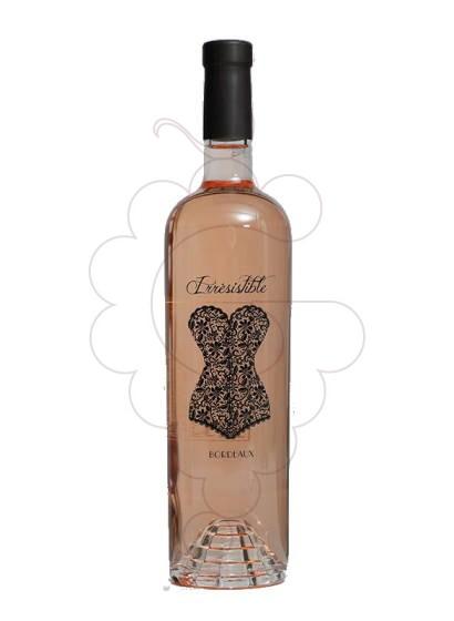 Foto Irresistible Bordeaux Rosado vino rosado