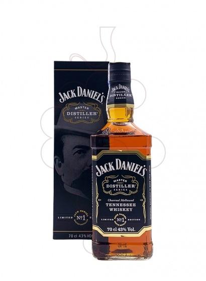 Foto Whisky Jack Daniels Master Distiller Nº1