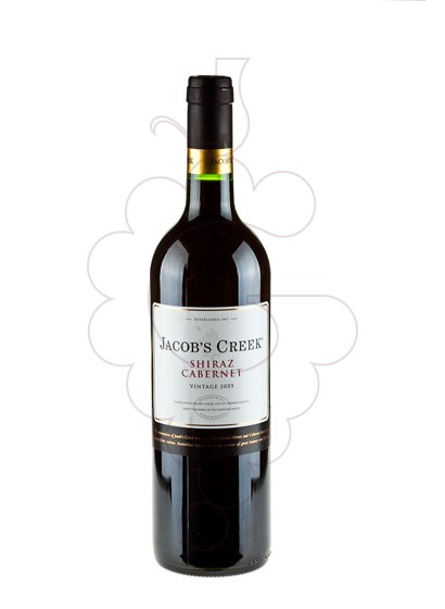 Foto Jacob's Creek Shiraz Cabernet vino tinto