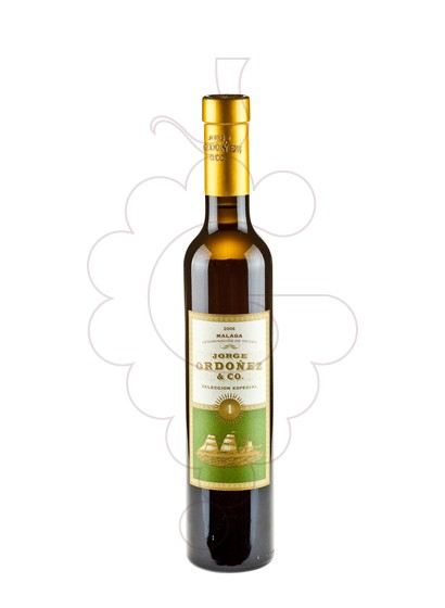 Foto Jorge Ordóñez Selección Especial nº1 vino generoso