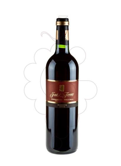 Foto Jose L. Ferrer Reserva vino tinto