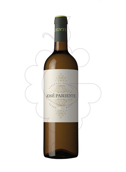 Foto José Pariente Verdejo vino blanco