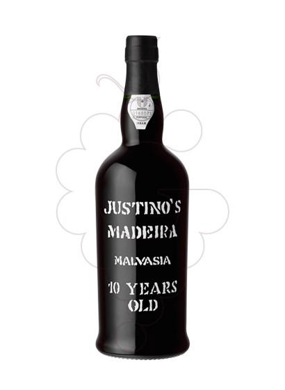 Foto Justino's Malvasia 10 Años vino generoso