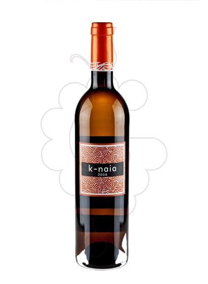 Foto K-naia Verdejo vino blanco