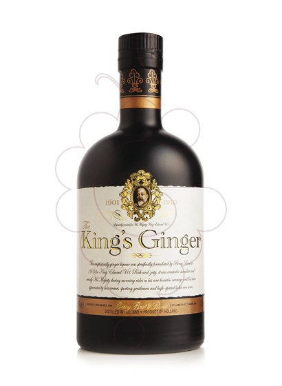 Foto Licor King's Ginger