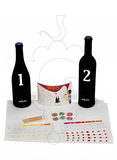 Foto Accesorios Kit de Cata Vinos Compartidos