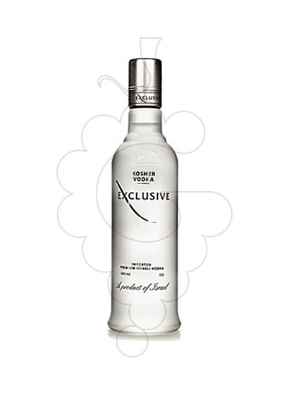 Foto Vodka Exclusive Kosher