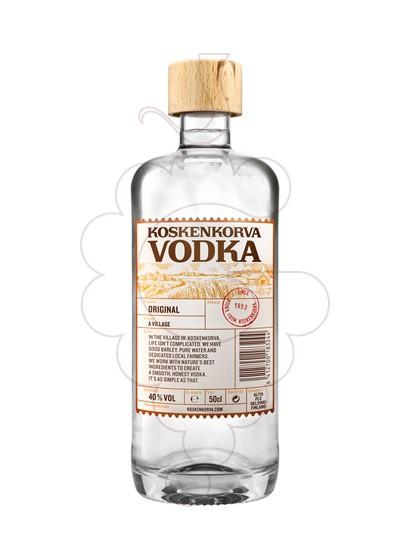 Foto Vodka Koskenkorva 013 40%